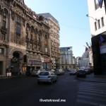 Una Corta Visita a Bucarest, Rumanía