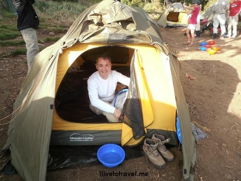 Comenzando el Ascenso a la Cima de Kilimanjaro – Primer Día